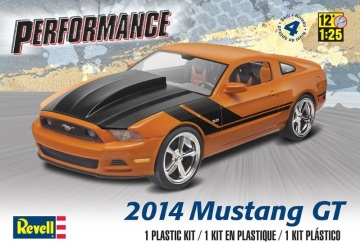Ford Mustang GT 2014 Revell 14379
