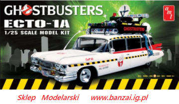 Ghostbusters Car AMT750 AMT